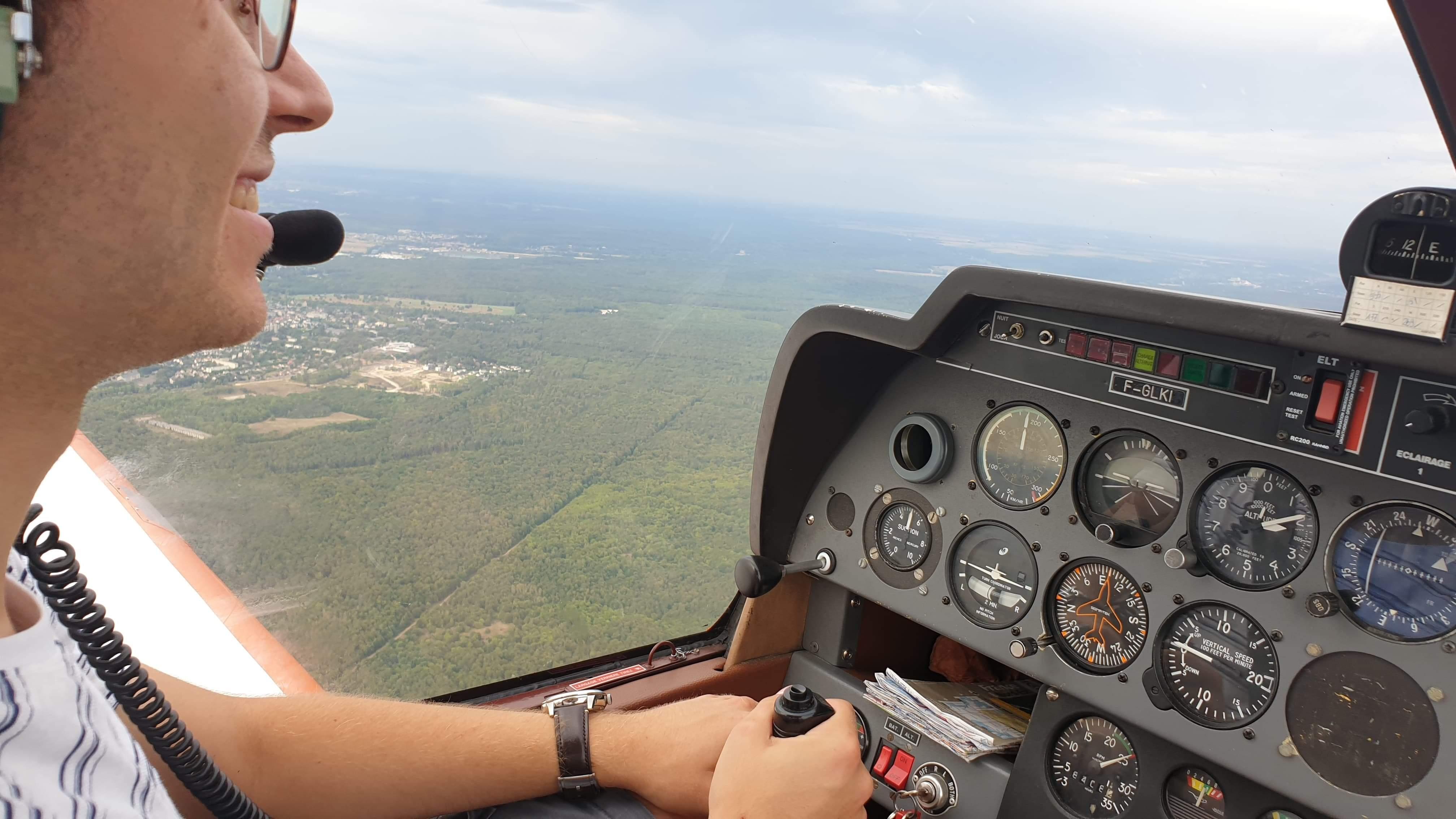 De steward à pilote