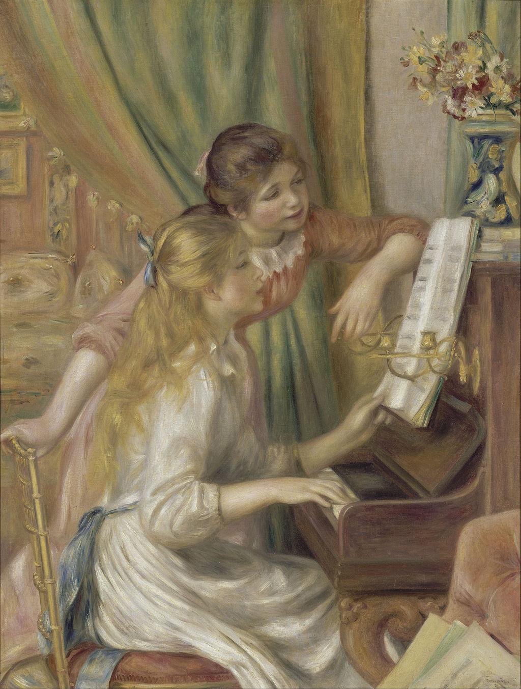 Piano à Key-Huset, #1