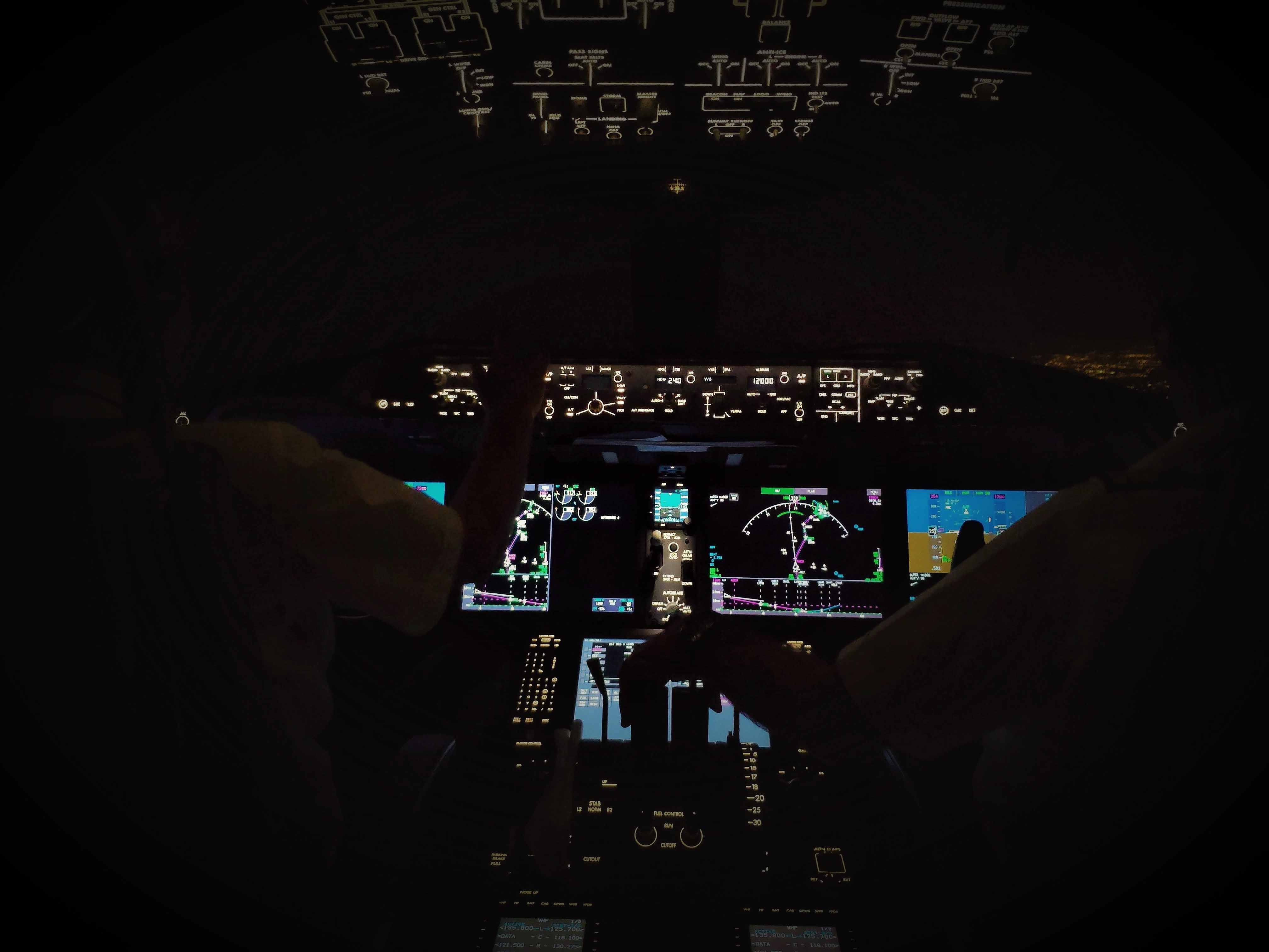 PCB : l'entretien chez Air France